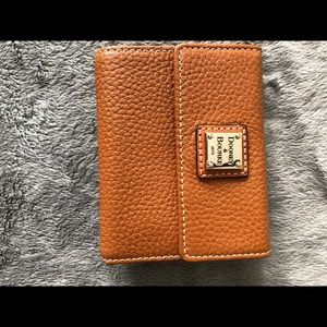 Dooney and Bourke small wallet